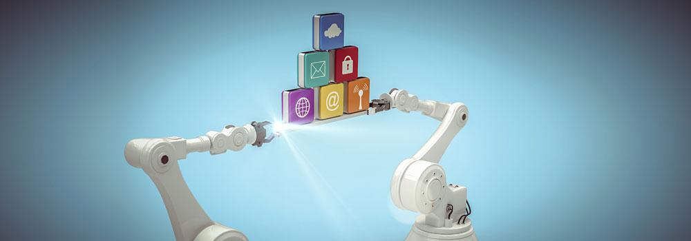 Robotic Arms - Hartmann & Wernicke Produktionsinformatik GmbH, Berlin - Automatisierungstechnik, Software-Entwickung, Steuerungstechnik, Datenbankentwicklung, MES
